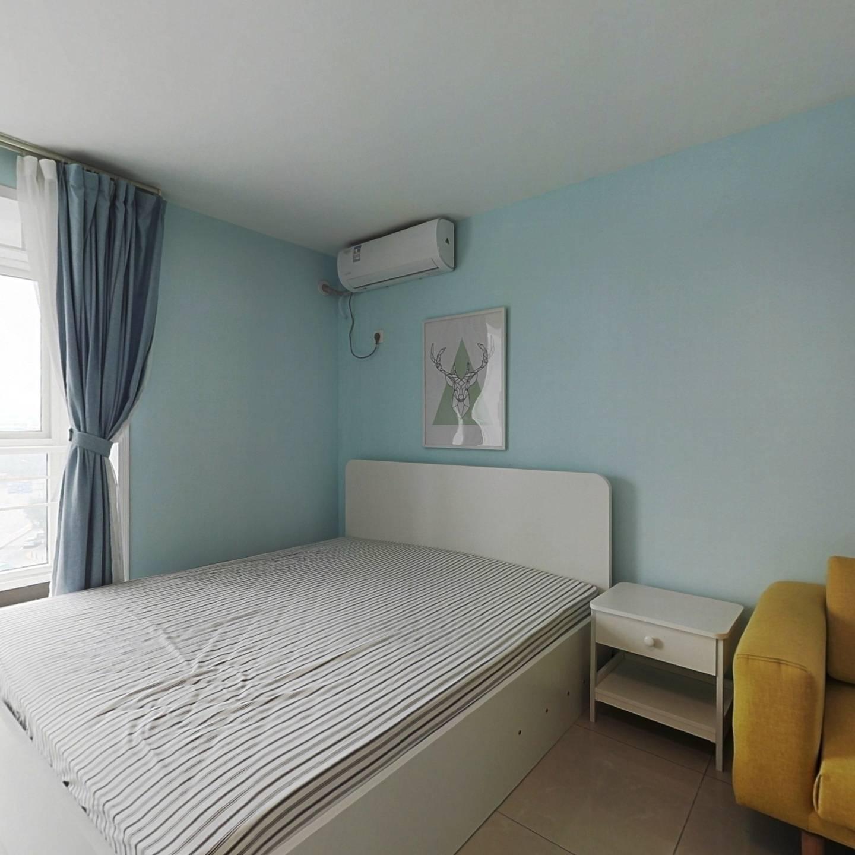 整租·未来66 1室1厅 南卧室图