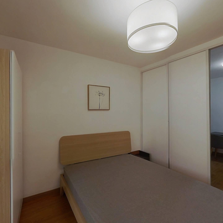 整租·万航渡路1502号 1室1厅 南卧室图