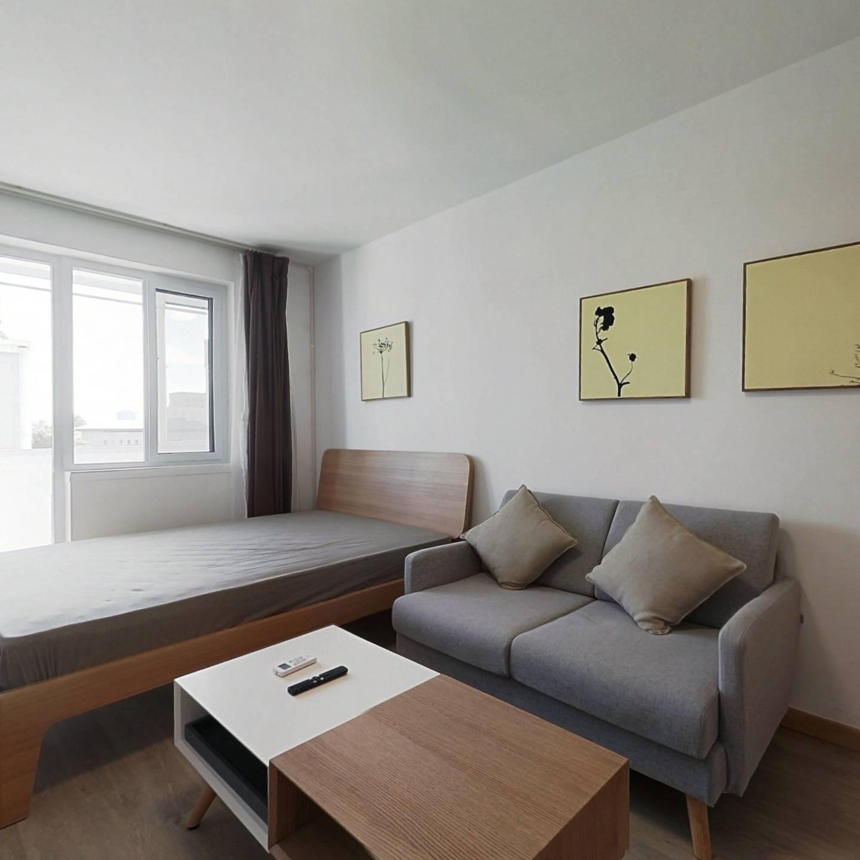 整租·阜成路甲3号 2室1厅 南卧室图
