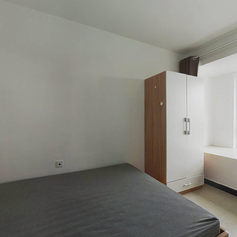 整租·万方家园 2室1厅 南卧室图
