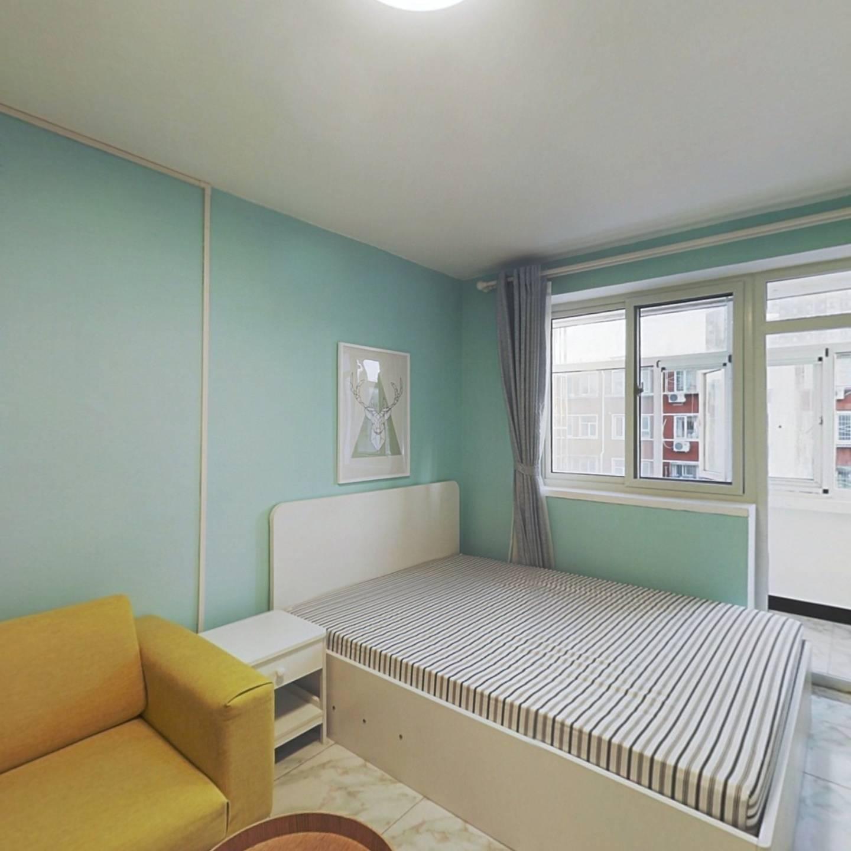 整租·烟厂宿舍 2室1厅 南北卧室图