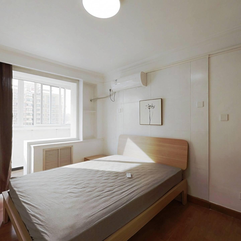 整租·北洼西里 2室1廳 東南臥室圖