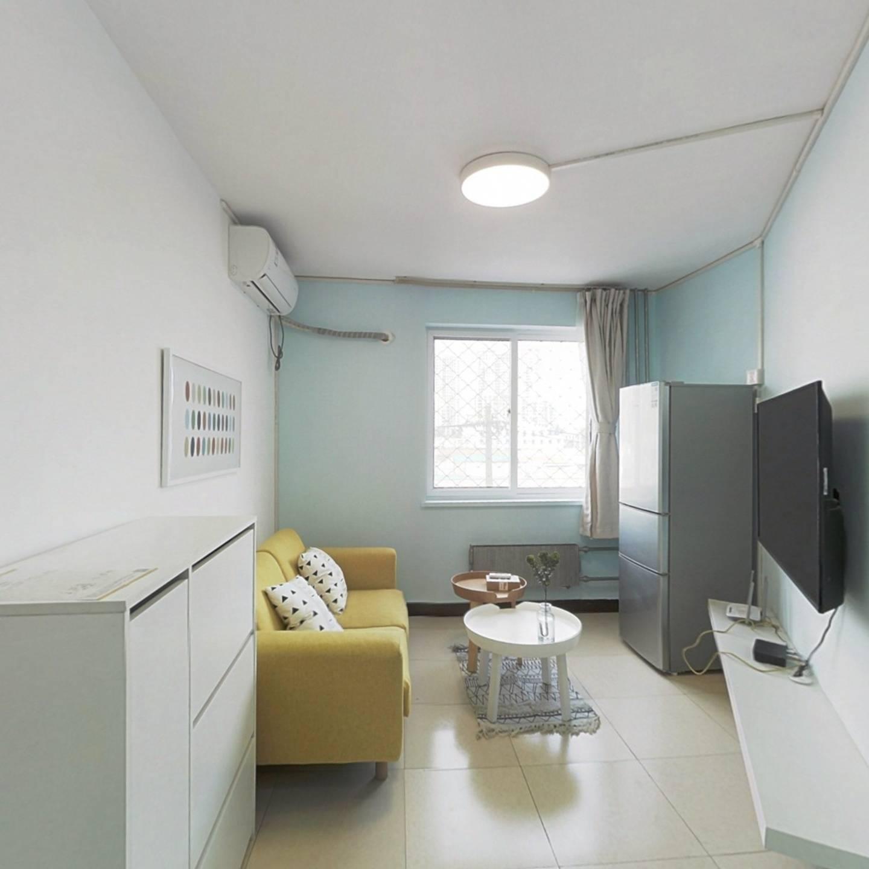 整租·道家园 1室1厅 南卧室图