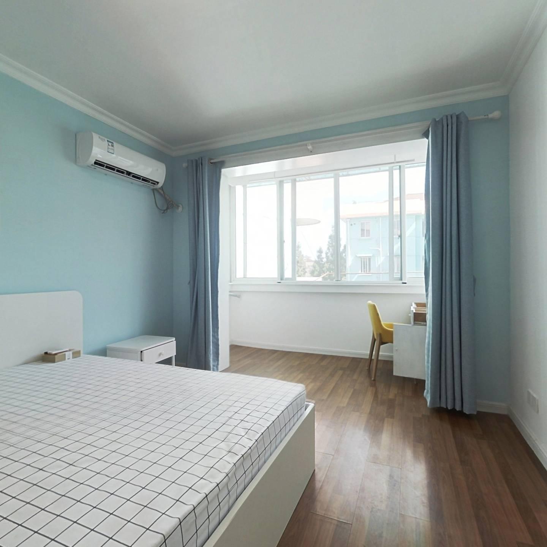 整租·樱花园(徐汇) 1室1厅 南卧室图