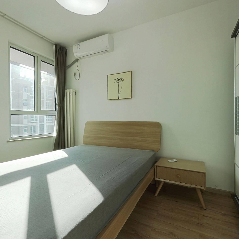 整租·运河湾 1室1厅 南卧室图