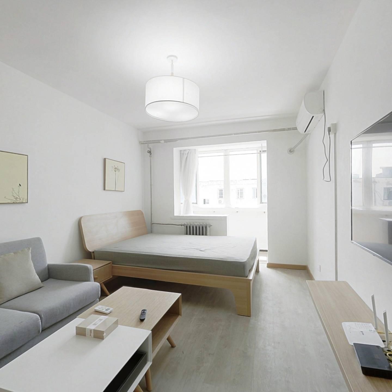 整租·永泰西里 2室1厅 南北卧室图