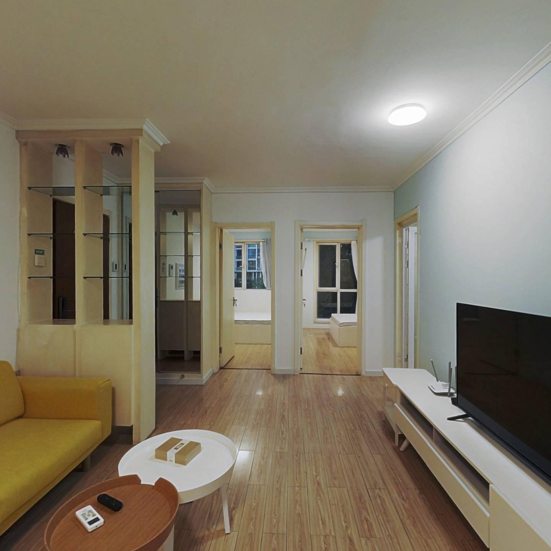 整租·CBD传奇 2室1厅 南北卧室图