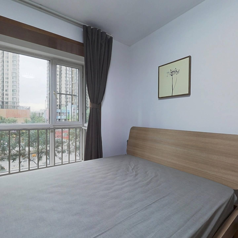 整租·三环新城8号院 2室1厅 南北卧室图