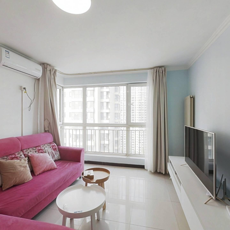 整租·北京新天地一期 1室1厅 西北卧室图