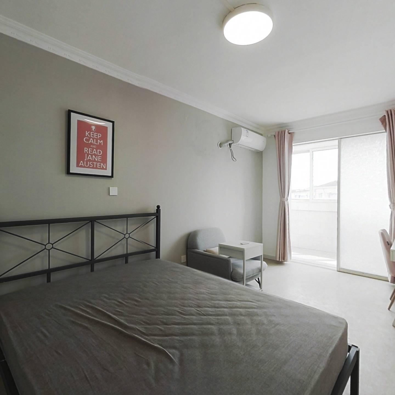 合租·凌兆新村(上浦路69弄) 3室1厅 南卧室图