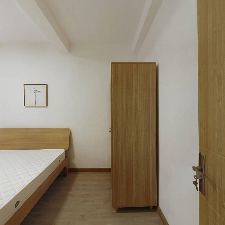 整租·天山四村 1室1厅 南卧室图
