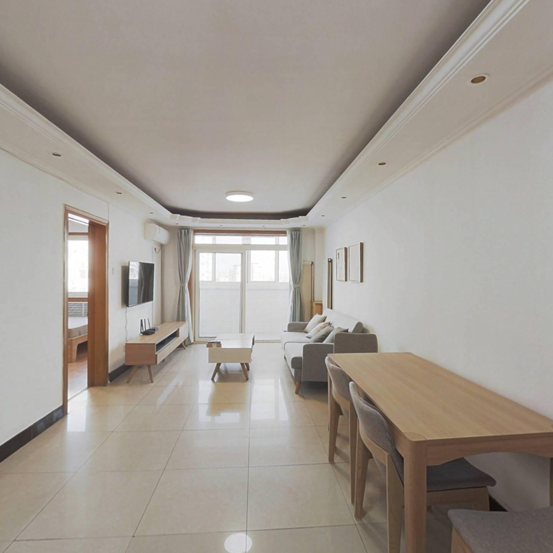 整租·南珠苑 2室1厅 东卧室图