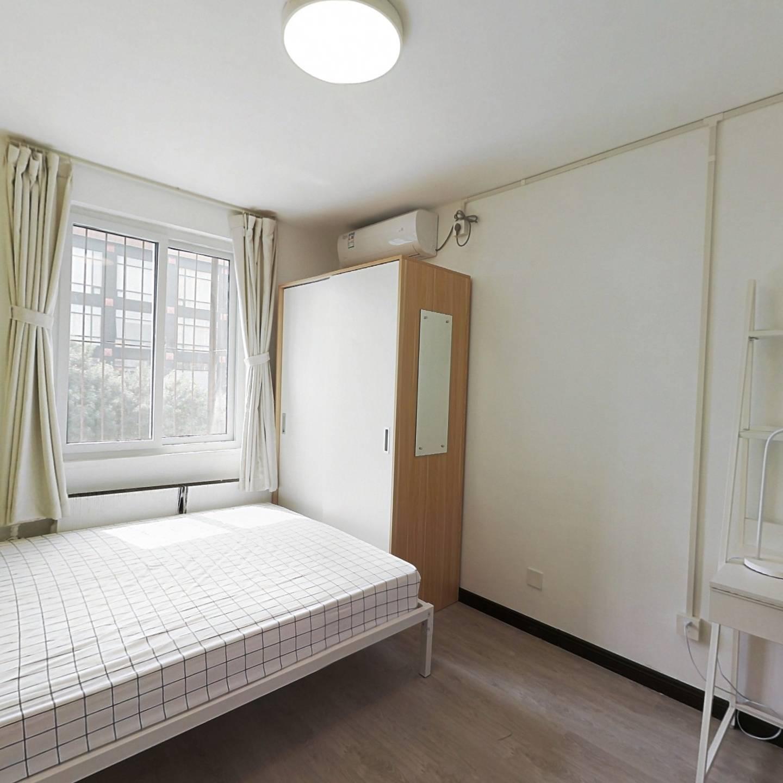 合租·洋桥东里 3室1厅 西卧室图