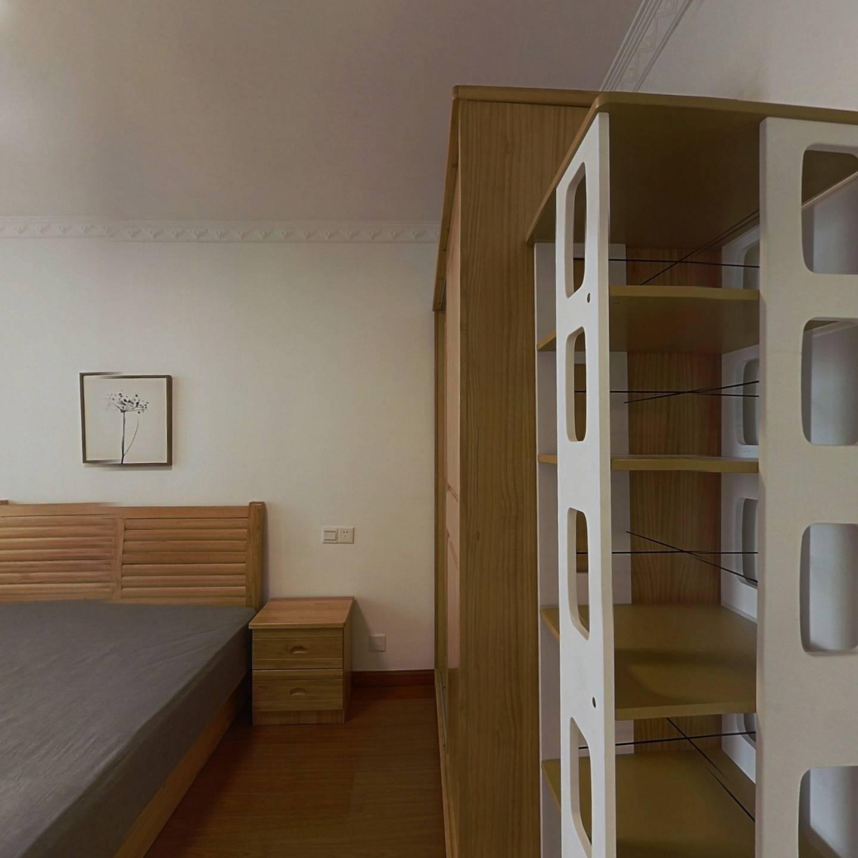 整租·西凌新邨 1室1厅 南卧室图