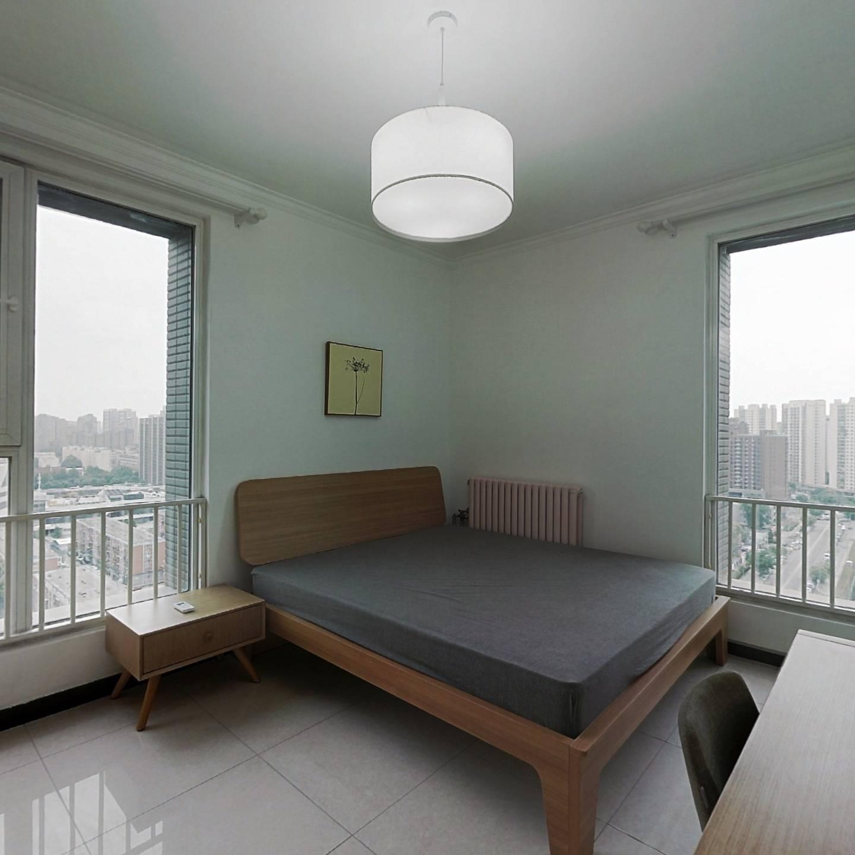 整租·北京香颂 2室1厅 东南卧室图