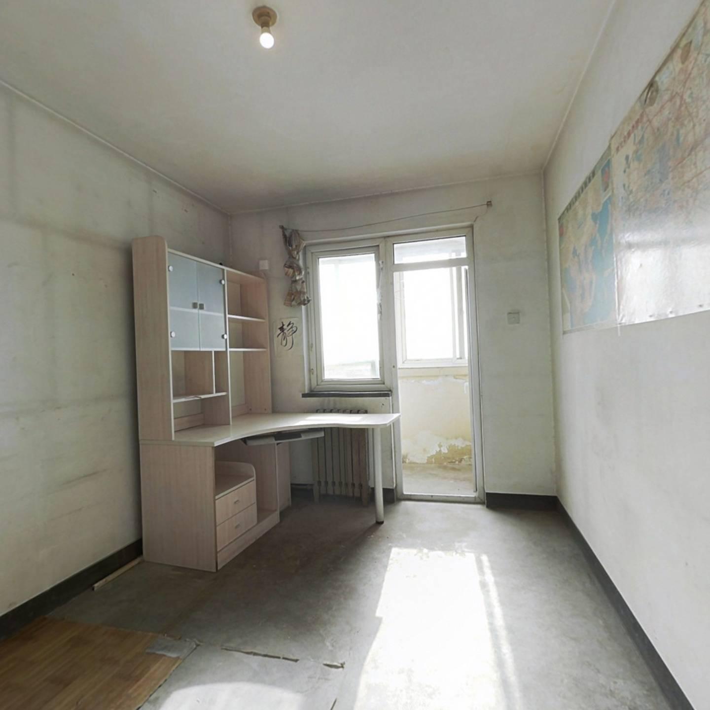 牛街西里 高楼层 东南向三居室 业主诚心出售