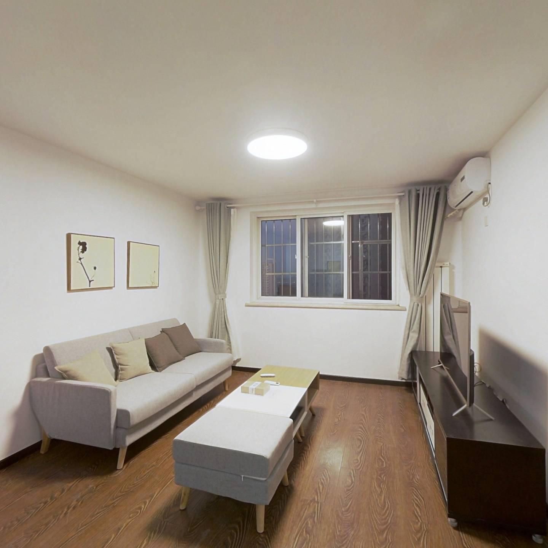 整租·保利嘉园三号院 2室1厅 南卧室图