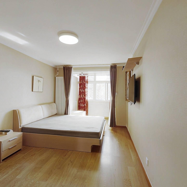 整租·双龙南里 2室1厅 南北卧室图