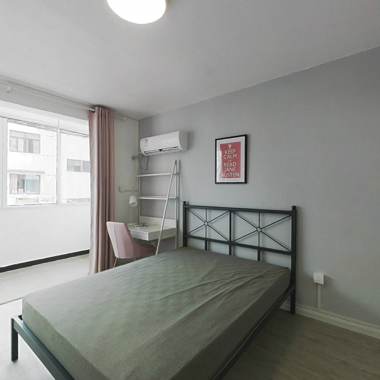 合租·国和二村 3室1厅 南卧室图