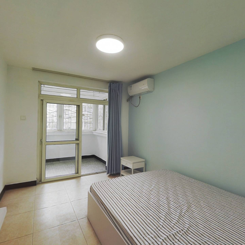 整租·绿景馨园 2室1厅 南卧室图