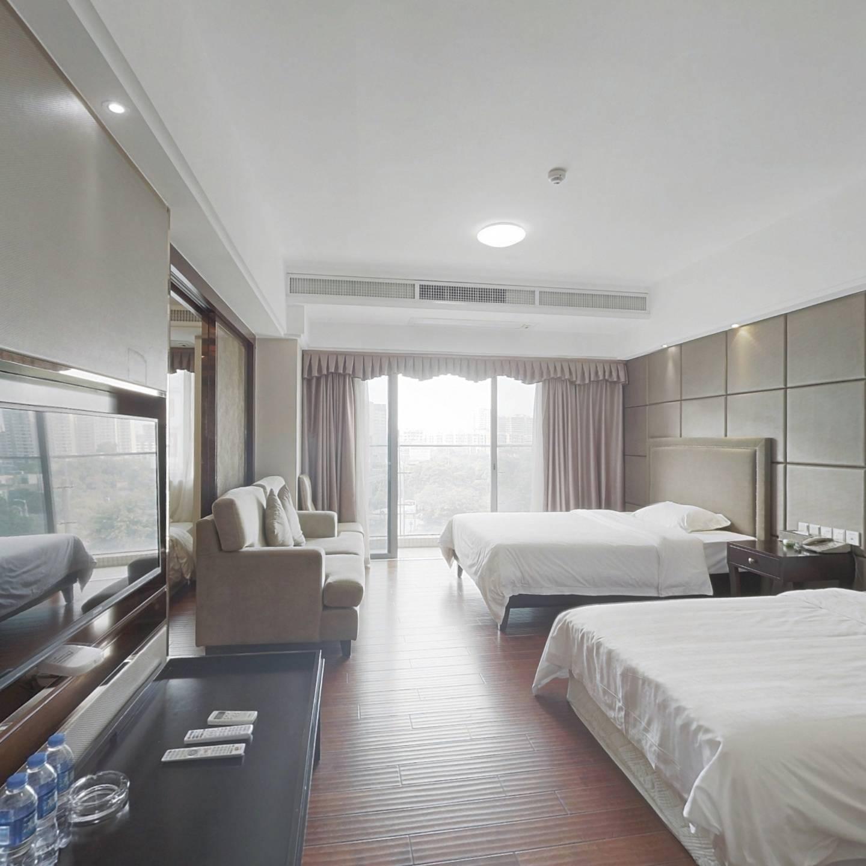 整租·铂顿国际公寓 1室1厅 北