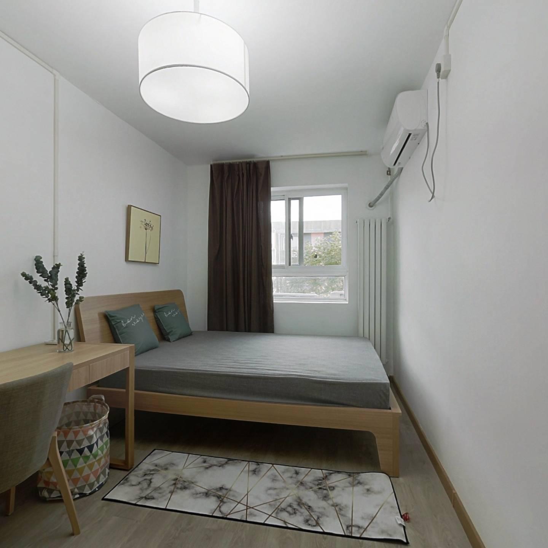 整租·矩阵一期 2室1厅 南北卧室图
