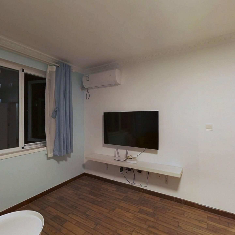 整租·太平庄南里 1室1厅 南卧室图