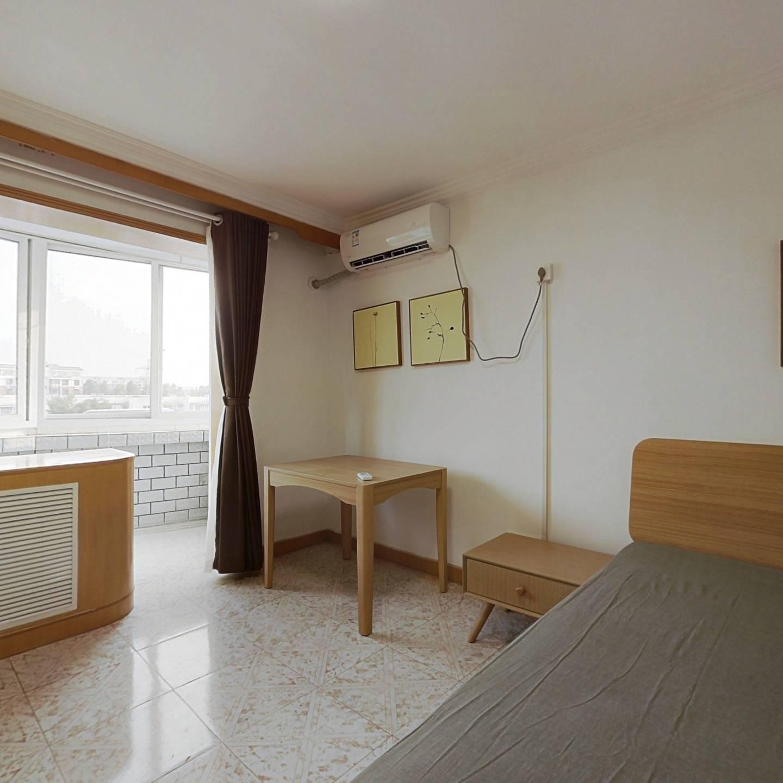 整租·菊园 2室1厅 南北卧室图