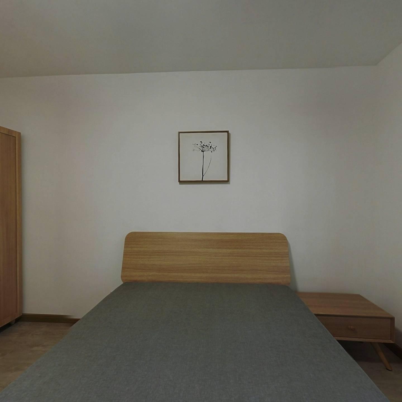 整租·程桥一村 2室1厅 南卧室图