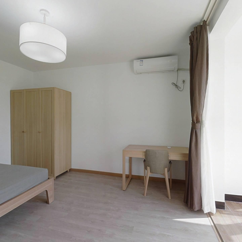 整租·莱圳家园 2室1厅 南卧室图