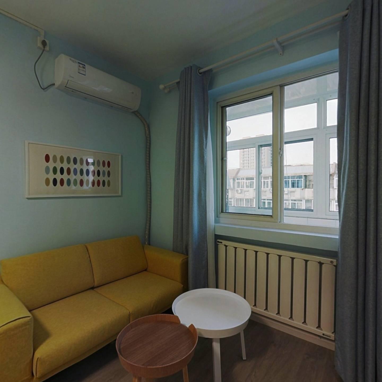 整租·卫安北里 1室1厅 南卧室图