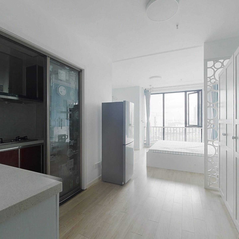整租·金海商业广场 1室1厅 南卧室图