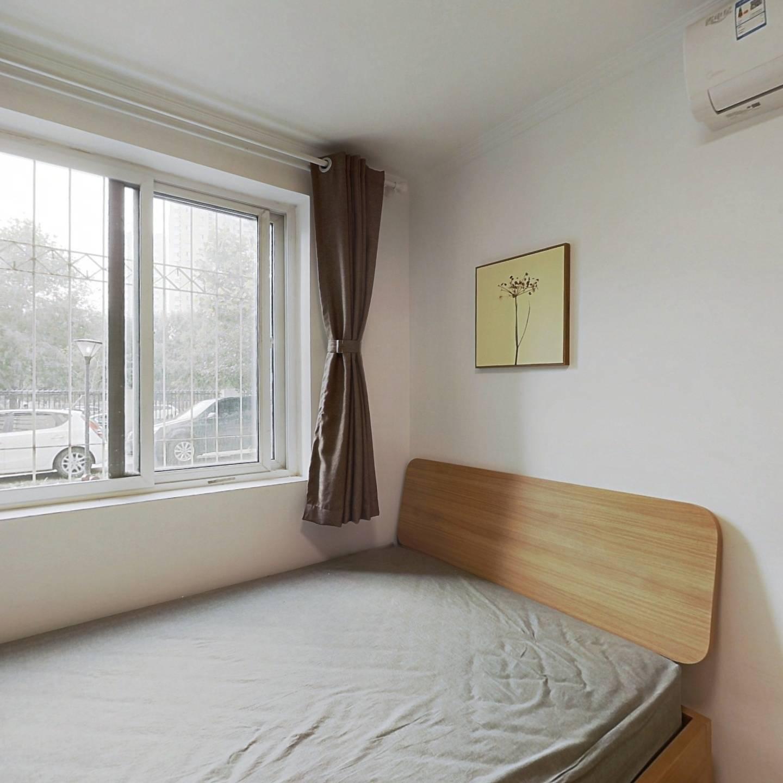 整租·富力阳光美园 1室1厅 南北卧室图