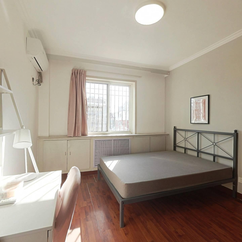 合租·燕平家园 3室1厅 南卧室图