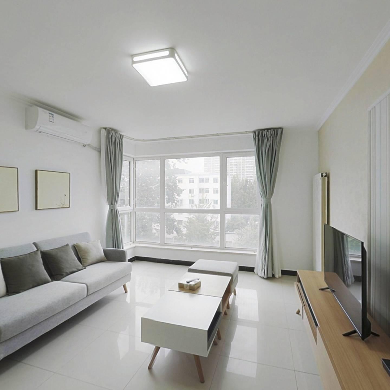 整租·北京新天地二期 1室1厅 西北卧室图