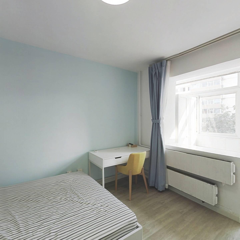 整租·志强园 1室1厅 南卧室图