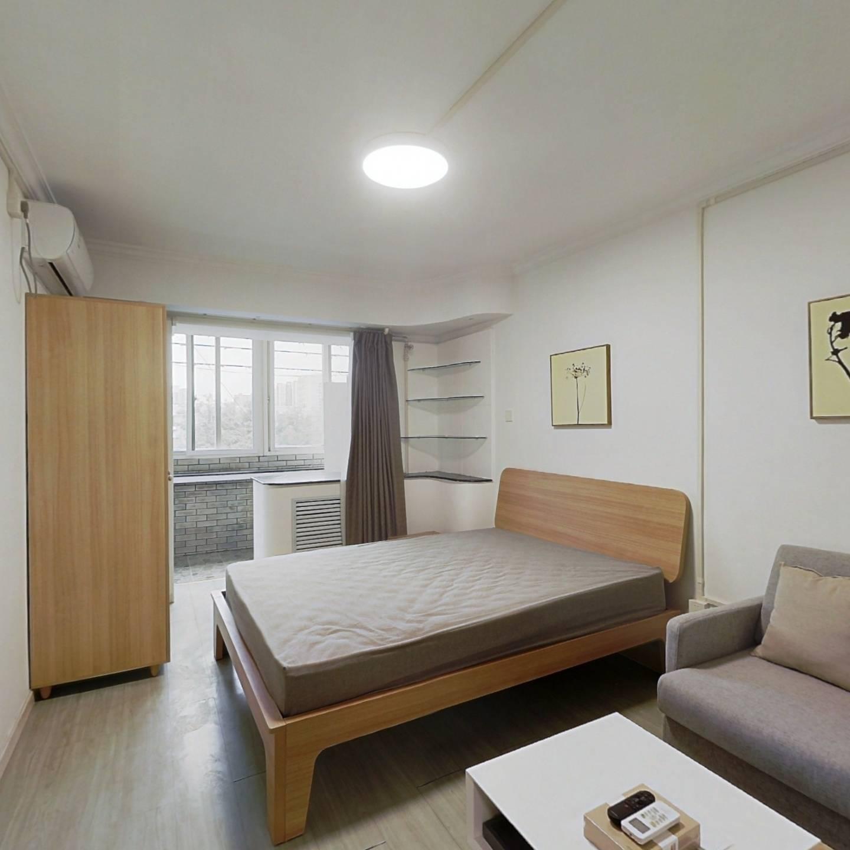 整租·石榴园北里小区 2室1厅 东卧室图