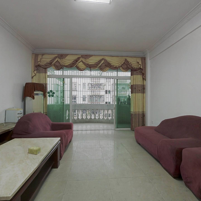 整租·罗湖花园 3室2厅 南/北