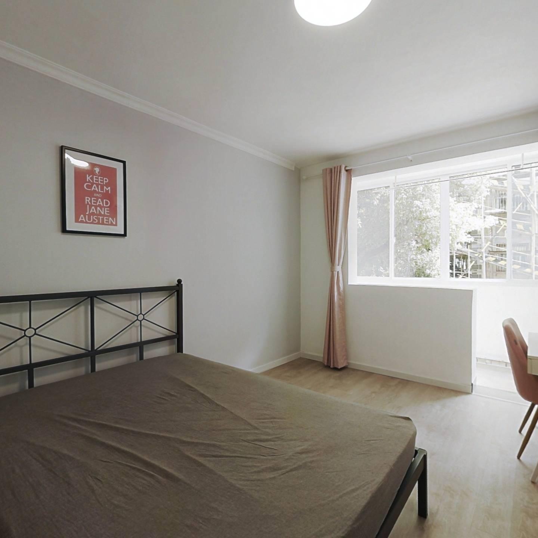 合租·梅园二街坊 2室1厅 南卧室图