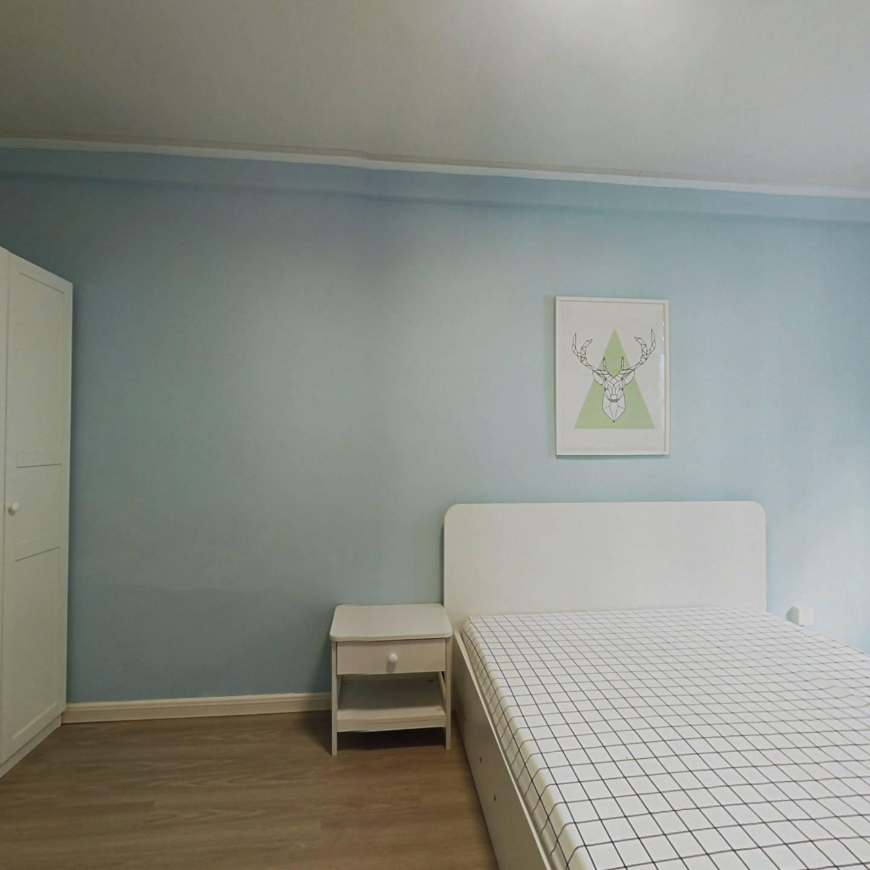 整租·鞍山四村第三小区 1室1厅 北卧室图