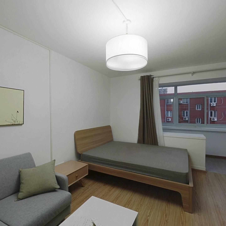 整租·金星小区 2室1厅 南北卧室图