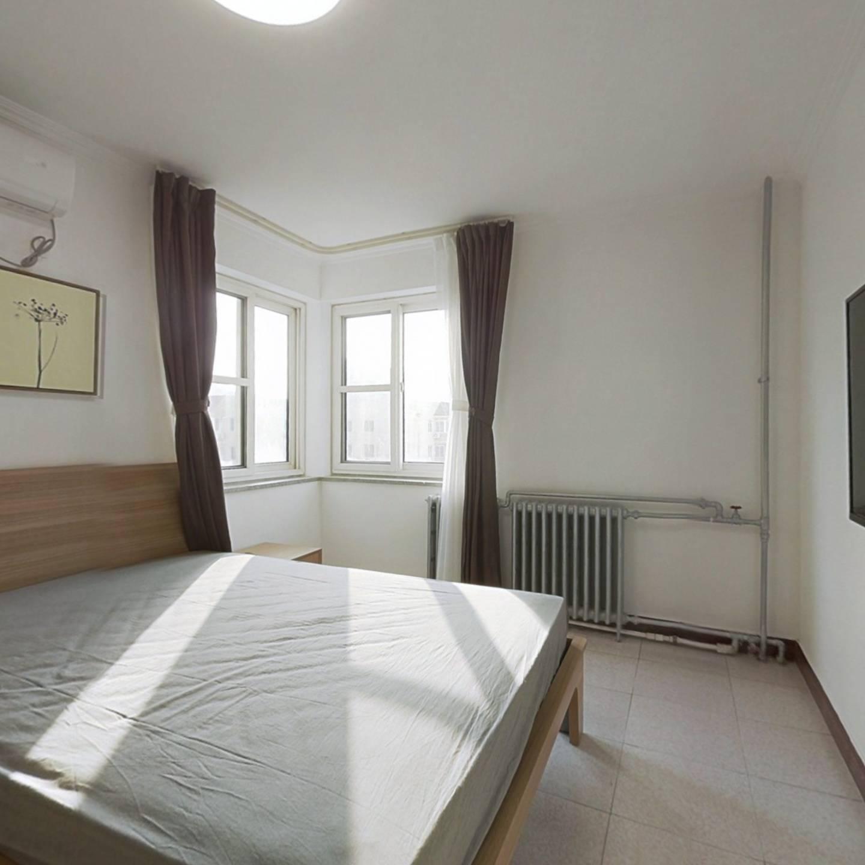 整租·望園東里 2室1廳 西臥室圖