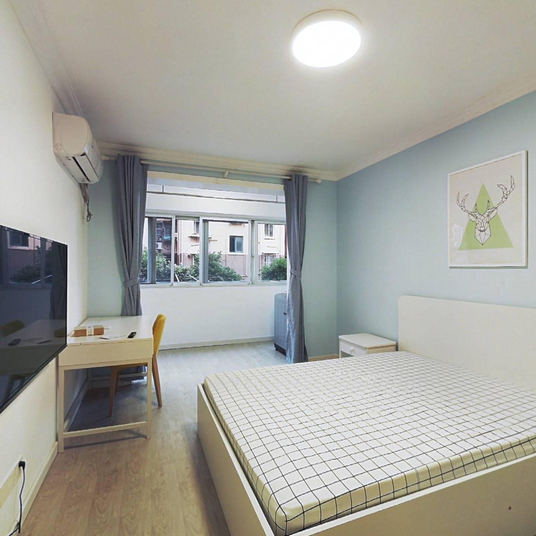 整租·由由四村 2室1厅 南卧室图