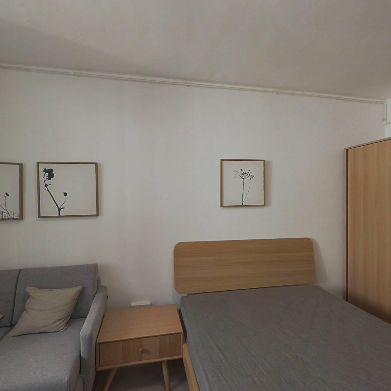整租·双辽路200弄 1室1厅 南卧室图