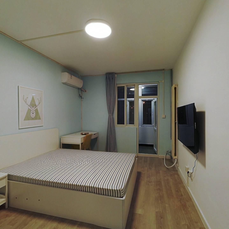 整租·延静里 2室1厅 南北卧室图