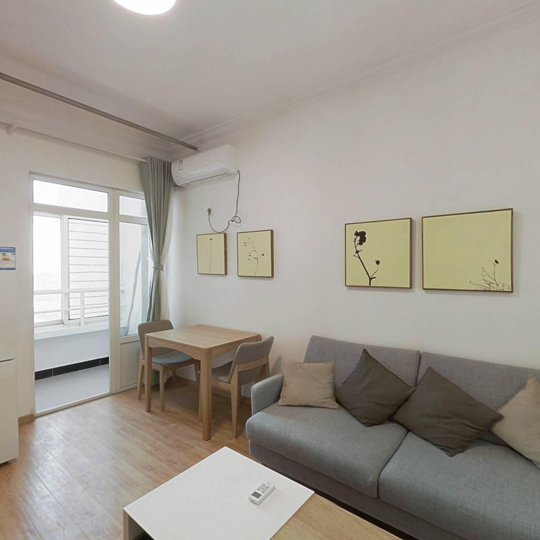 整租·文慧园 1室1厅 南卧室图
