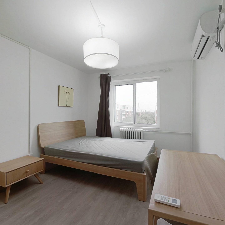 整租·龙乡东区 2室1厅 南北卧室图