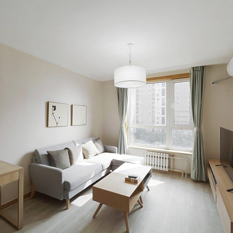 整租·明天第一城6号院 2室1厅 南卧室图