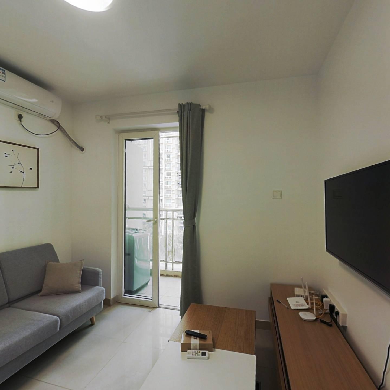 整租·越海家园 1室1厅 北卧室图
