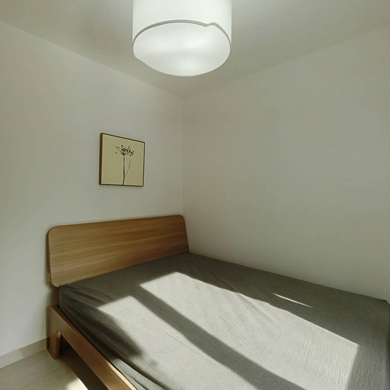 整租·世华龙樾 1室1厅 南卧室图